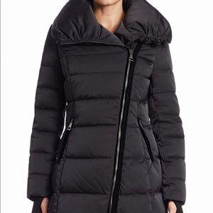 VERA WANG Asymmetrical Down Coat